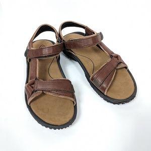 Teva Pretty Rugged Leather 3 Sandals